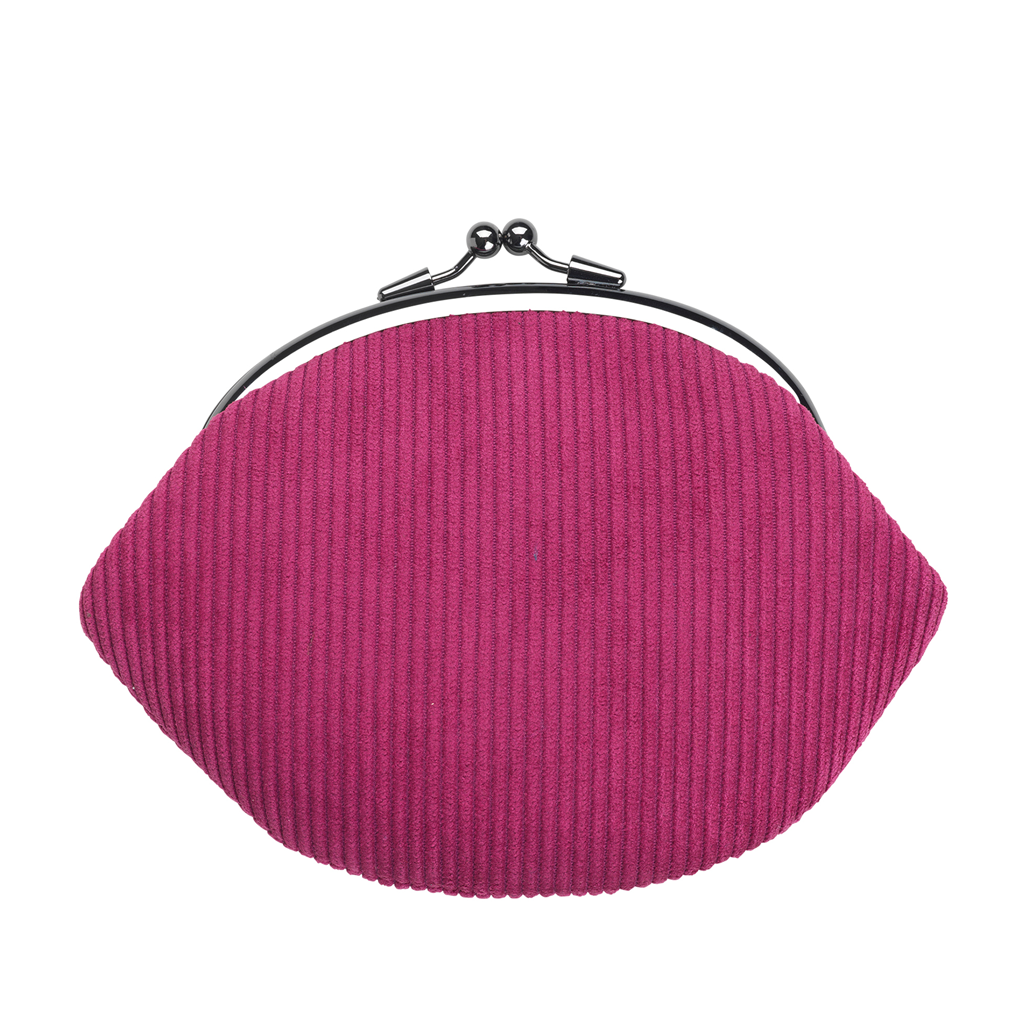 Granny Cordo Purse - Plum Perfect