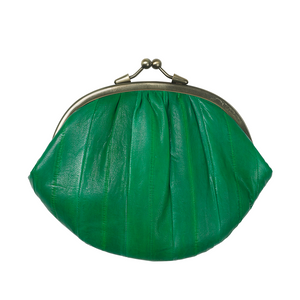 Granny Purse - Grass Green