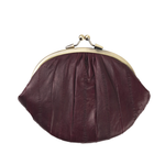 Granny Purse - Wine Red