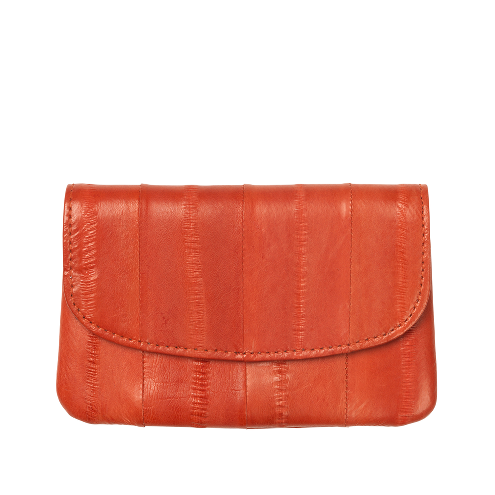 Handy Wallet - Coral Red