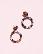 Cardon Earrings - Rosado