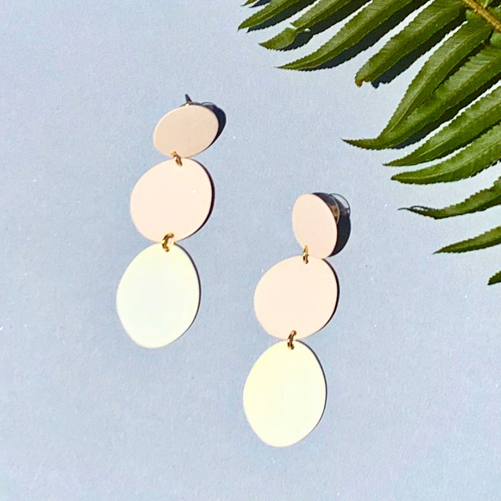 Paia Drop Earrings - Storm