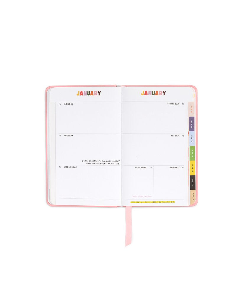 Planner 12-Month Classic [2019 Annual] - Bellini