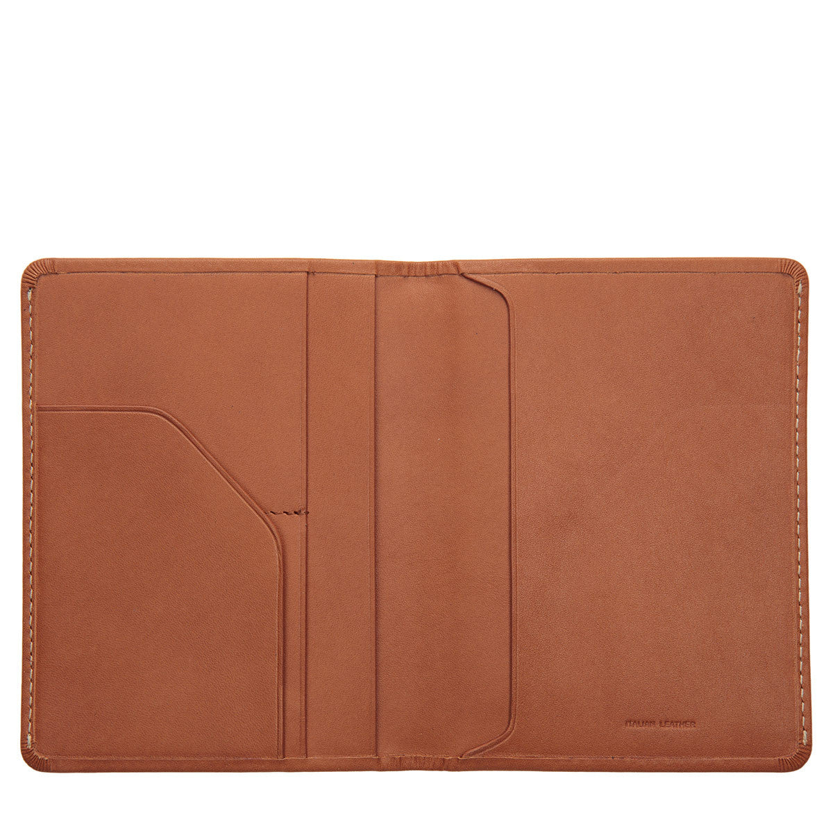 Conquest Passport Holder - Camel