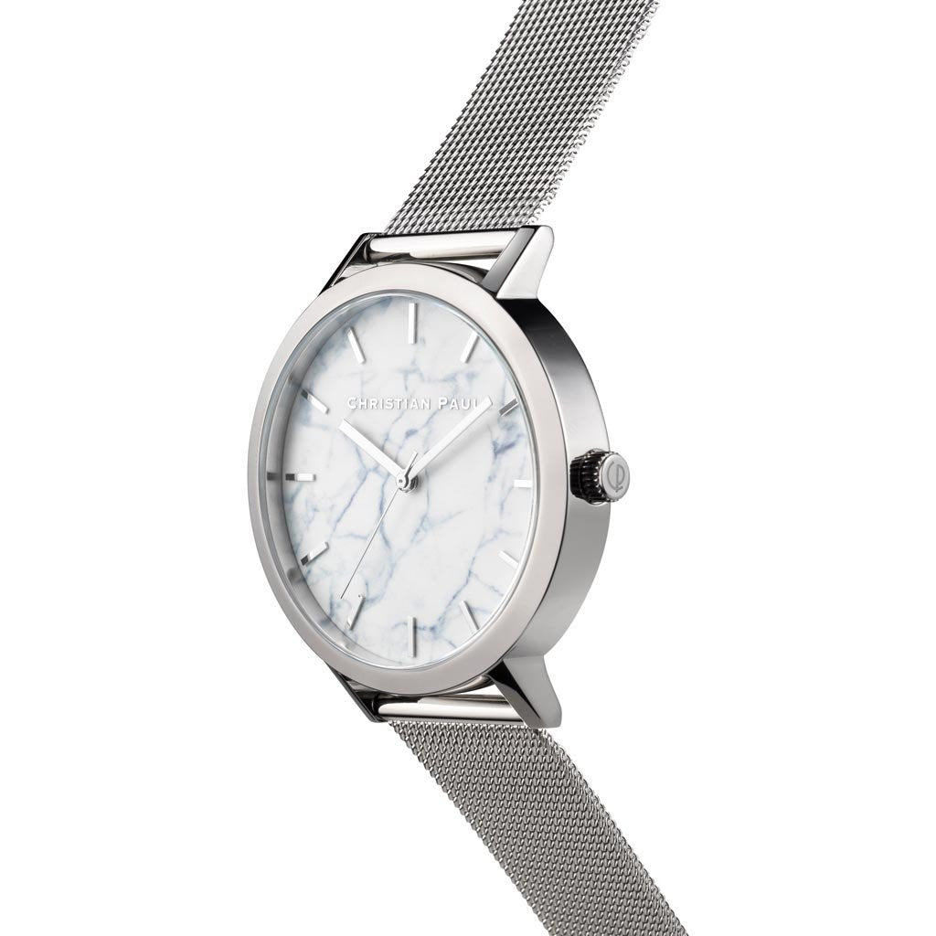 Mesh Collection - Hayman Marble 43mm