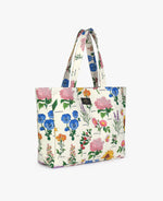 Large Tote Bag - Botanic