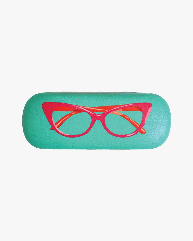 Glasses Case - Turquoise