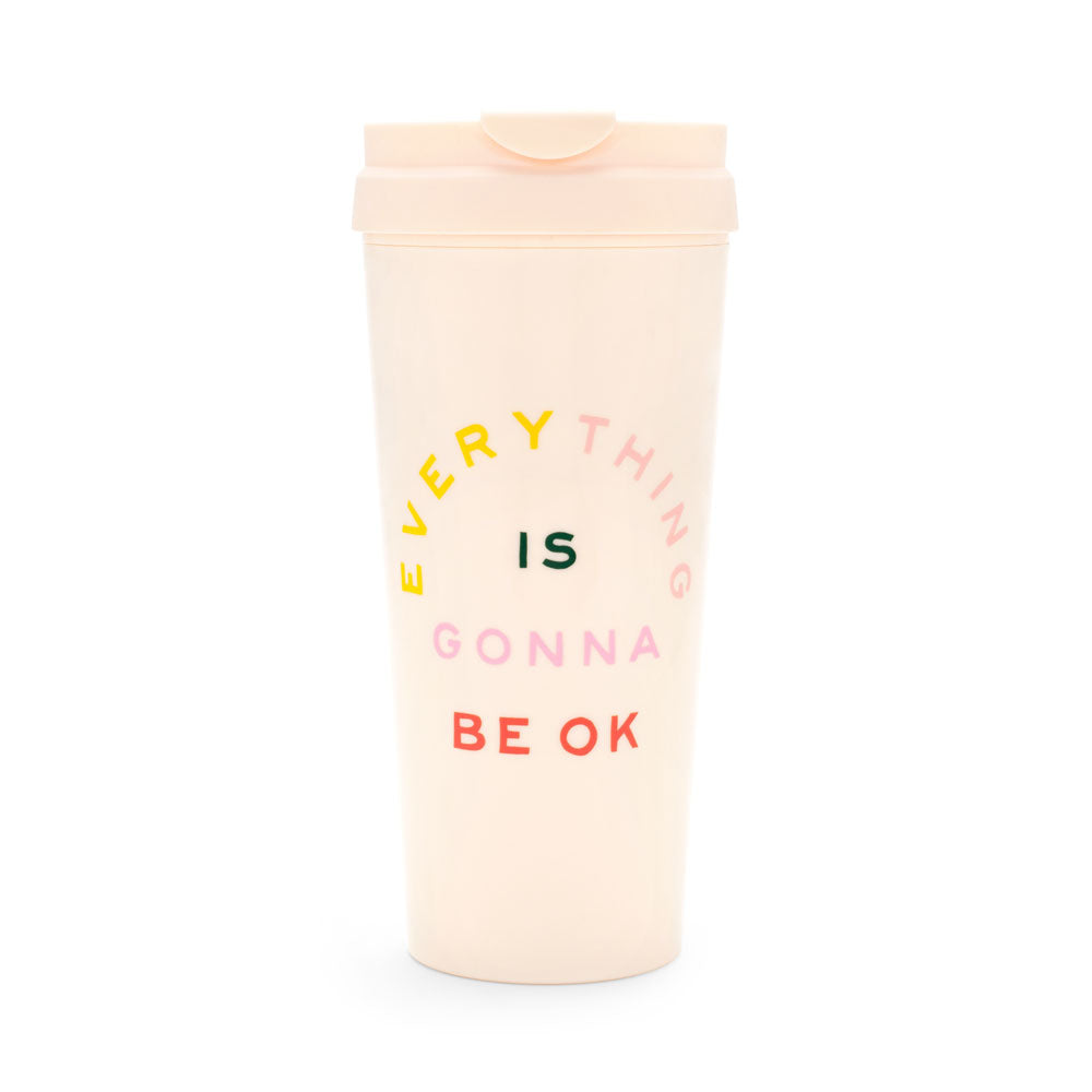 Hot Stuff Thermal Mug - Everything Is Gonna Be OK