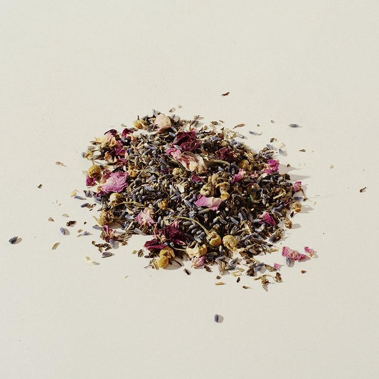 Calm Floral Facial Steam - Spearmint & Lavender