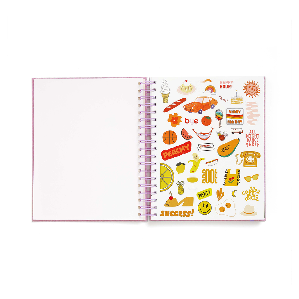 Planner 17-Month Large [2019/2020] - Coming Up Roses