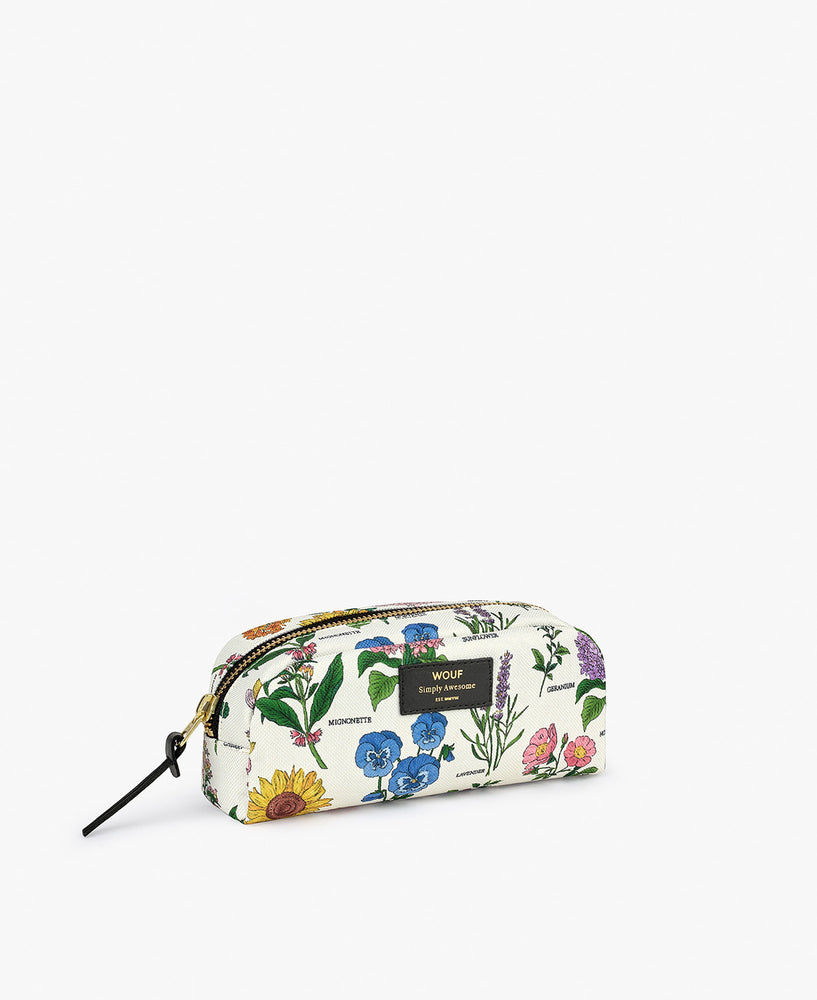 Small Make-Up Pouch - Botanic