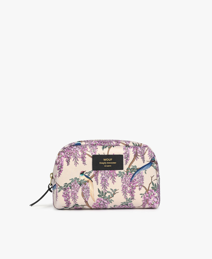 Large Make-Up Pouch - Glycine