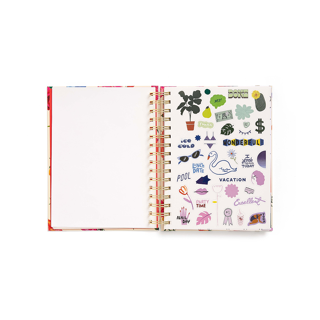 Planner 17-Month Medium [2019/2020] - Coming Up Roses