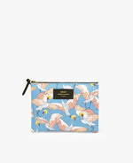 Pouch Bag - Imperial Heron