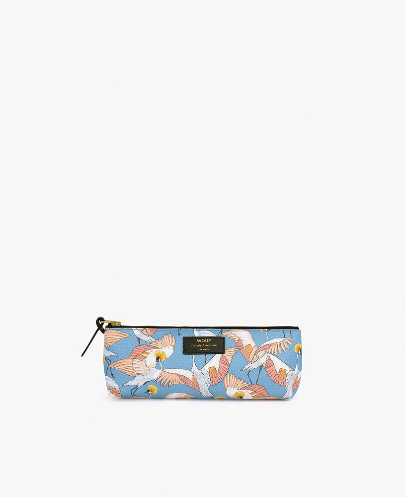 Pencil Case - Imperial Heron