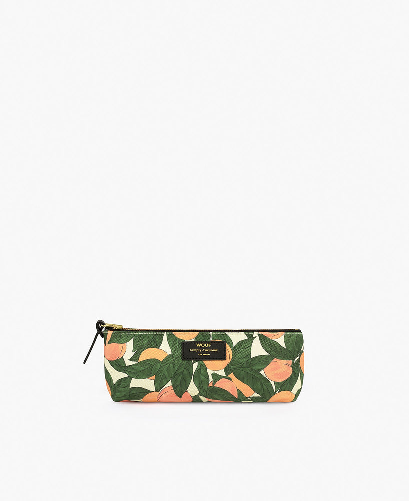 Pencil Case - Peach