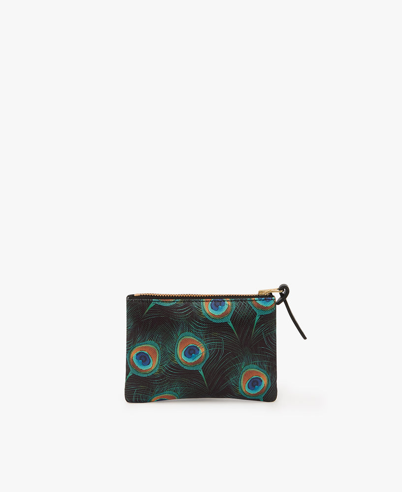Pouch Bag - Peacock