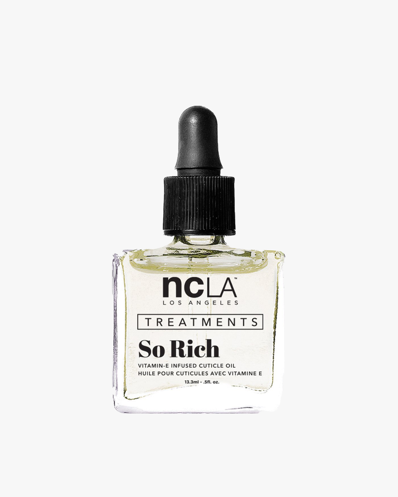 So Rich Cuticle Oil - Horchata