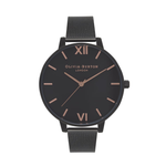 After Dark - Black Mesh IP Rose Gold Dial