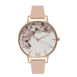 Signature Floral - Dusty Pink & Rose Gold