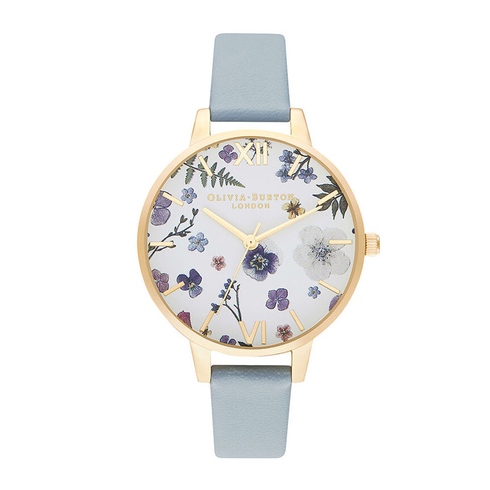 Artisan Dial - Vegan Chalk Blue & Pale Gold