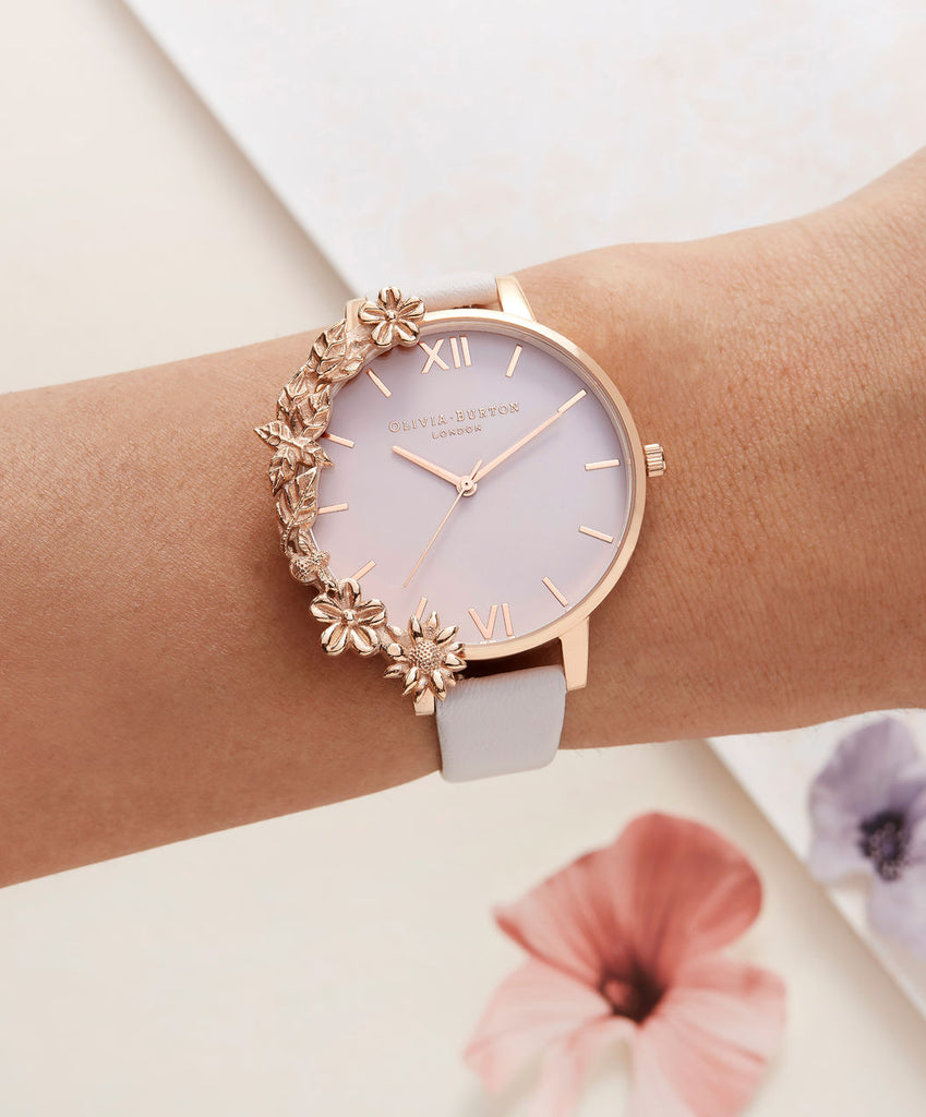 Case Cuff - Blush & Rose Gold