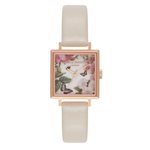 Enchanted Garden Midi Square Dial - Vegan Friendly