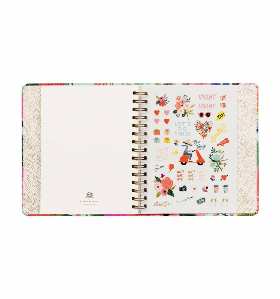 Everyday 17-Month Planner 2020 - Garden Party