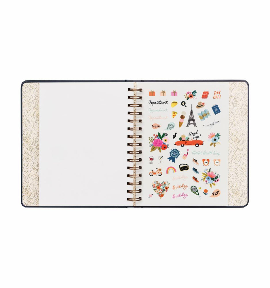 Everyday 17-Month Planner 2020 - Wild Rose