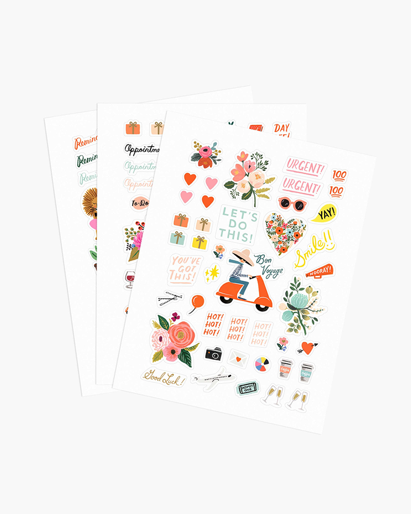 Everyday Sticker Sheets