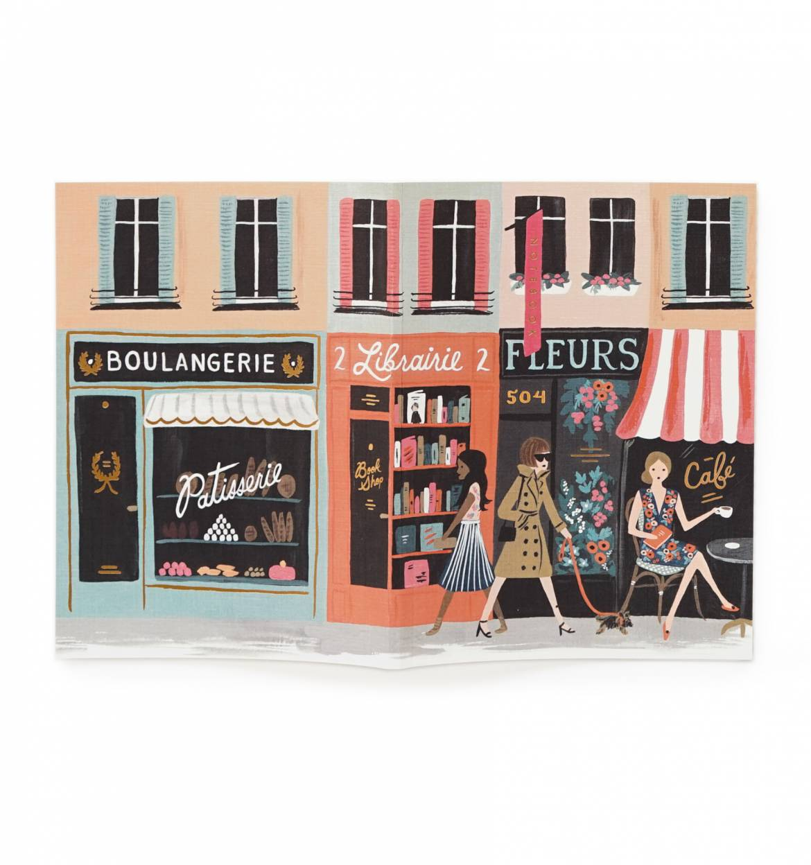 Everyday Notebook Set - Parisian