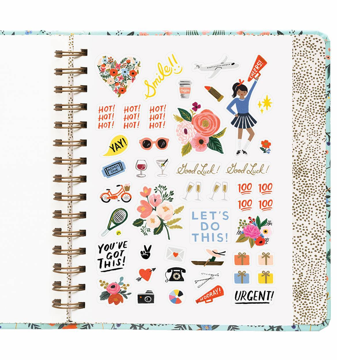 Everyday 17-Month Planner 2019 - Wildwood