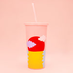 Sip Sip Tumbler - Happy Hour