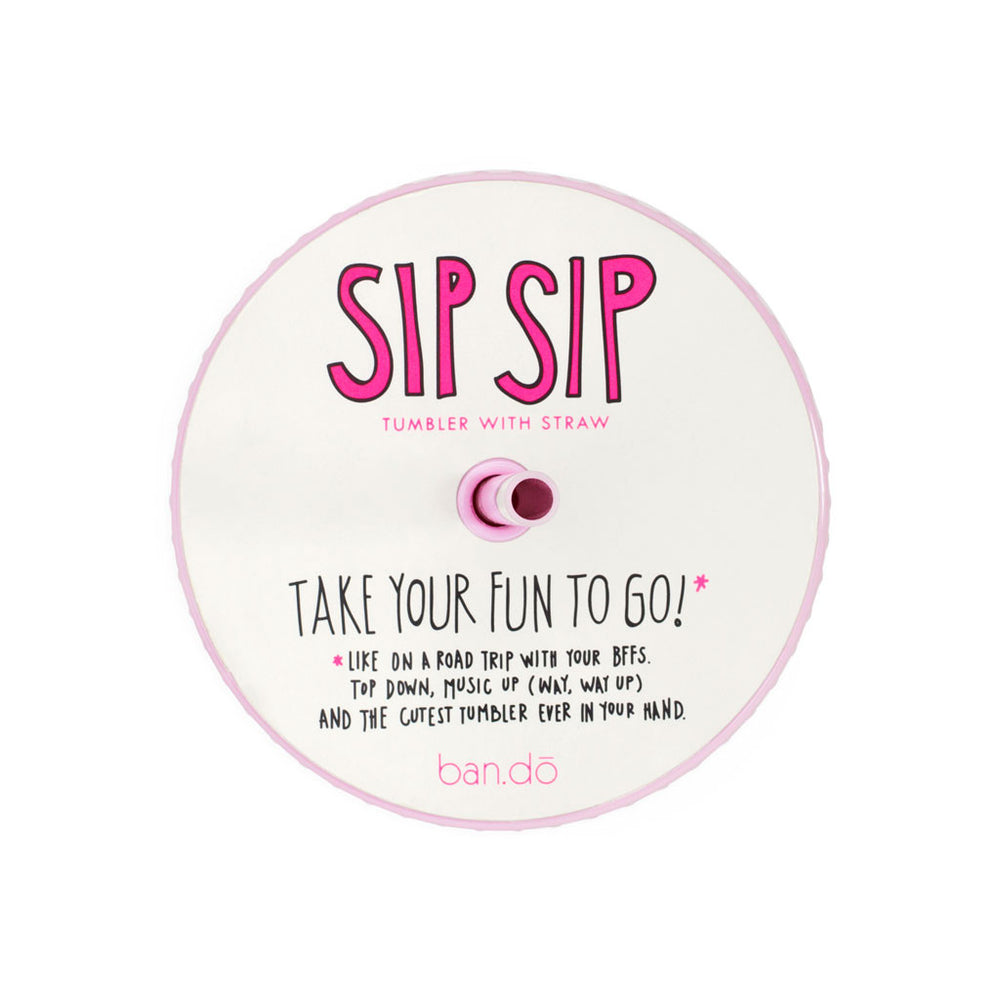 Sip Sip Tumbler - Lady of Leisure