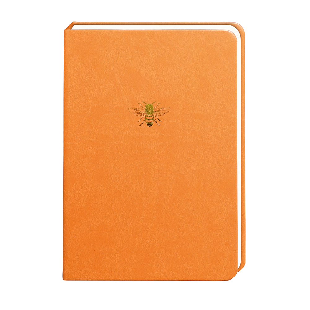 Notebook - Bumble Bee / Tangerine