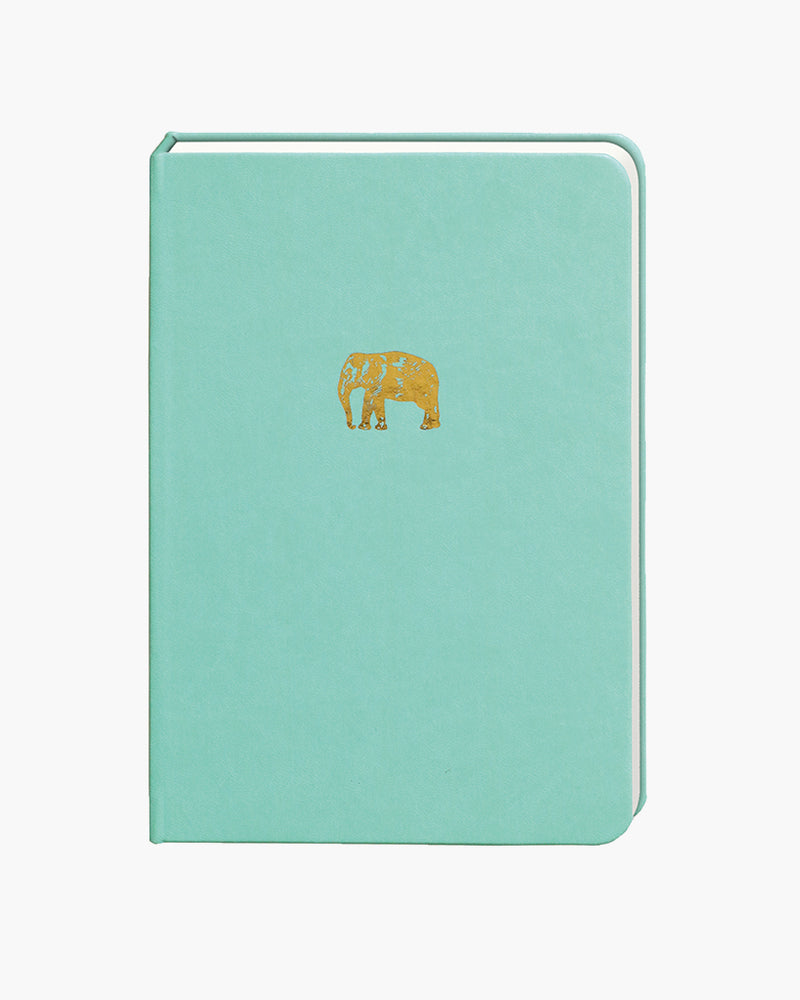 Notebook - Elephant / Mint