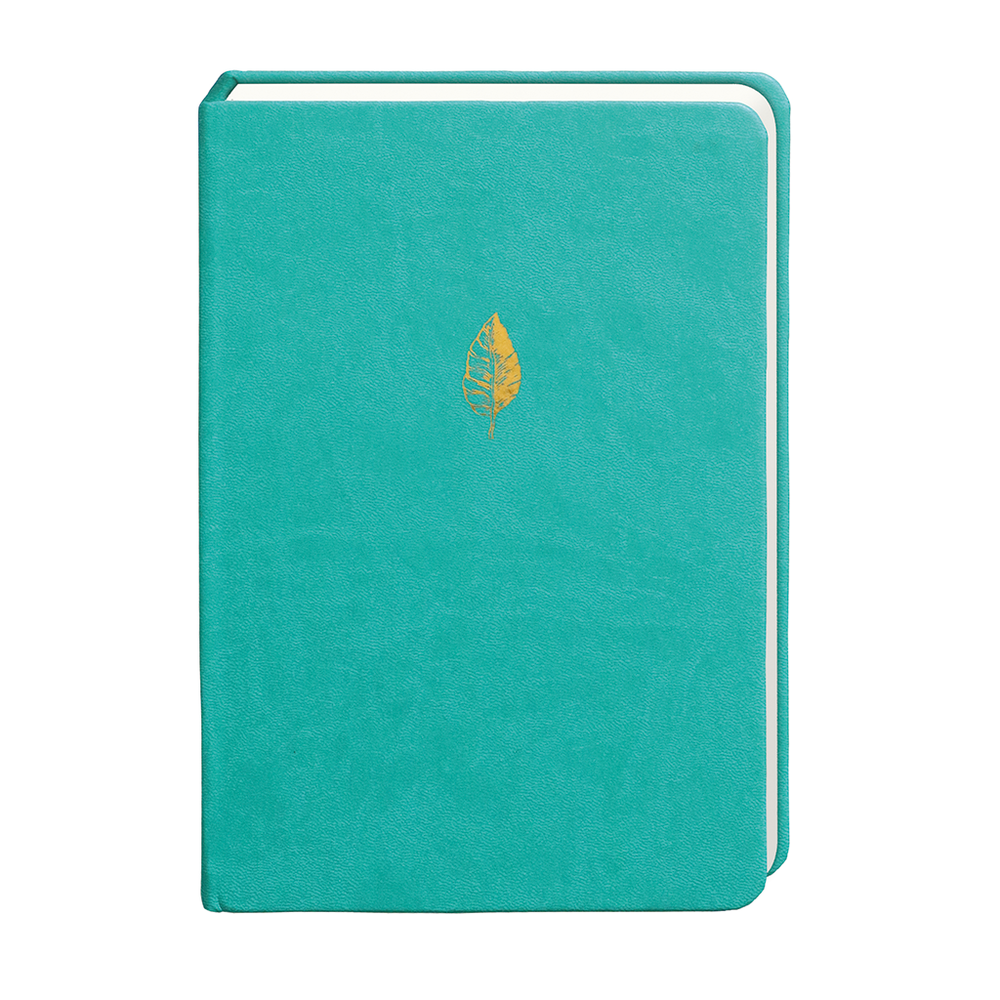Notebook - Leaf / Lagoon