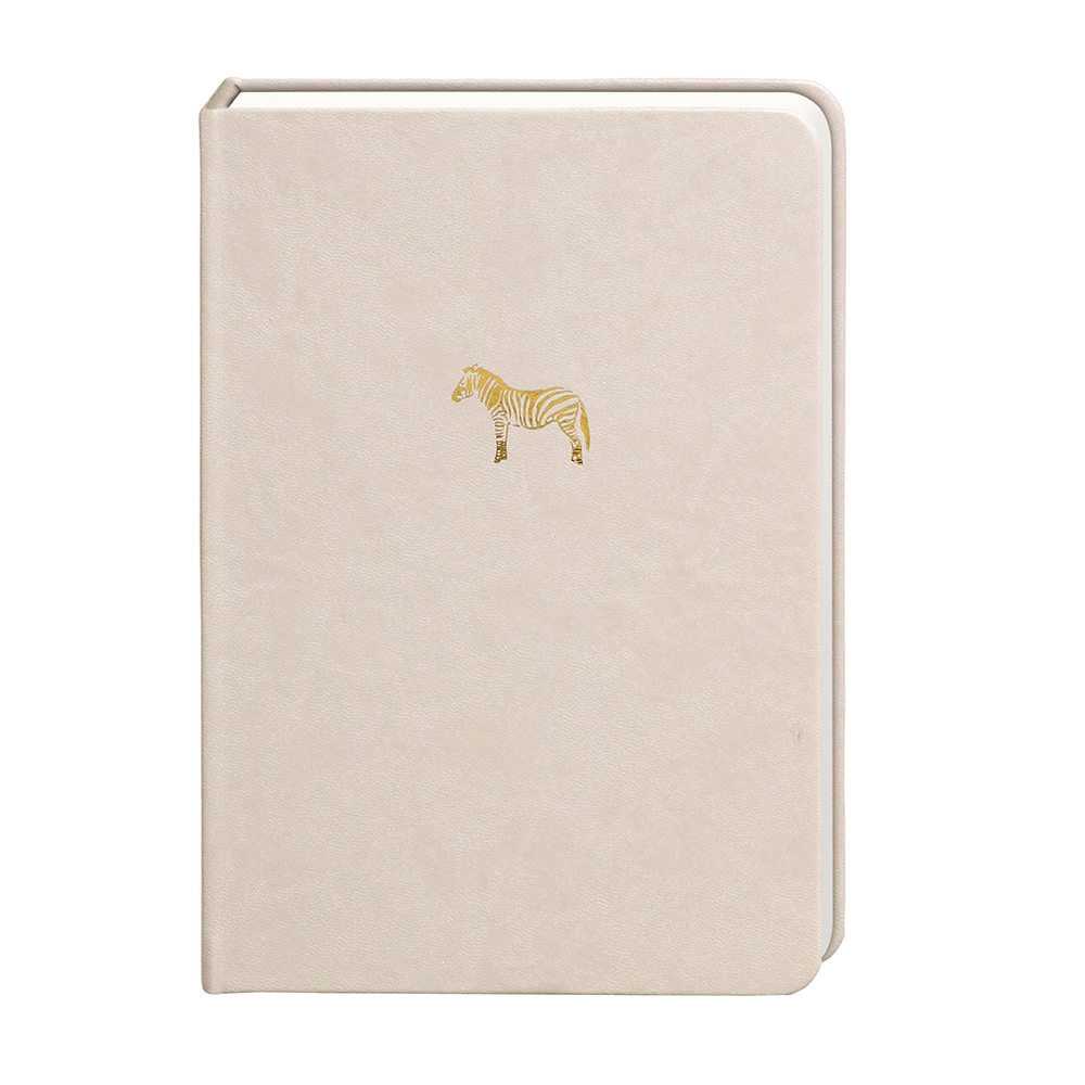 Notebook - Zebra / Pebble