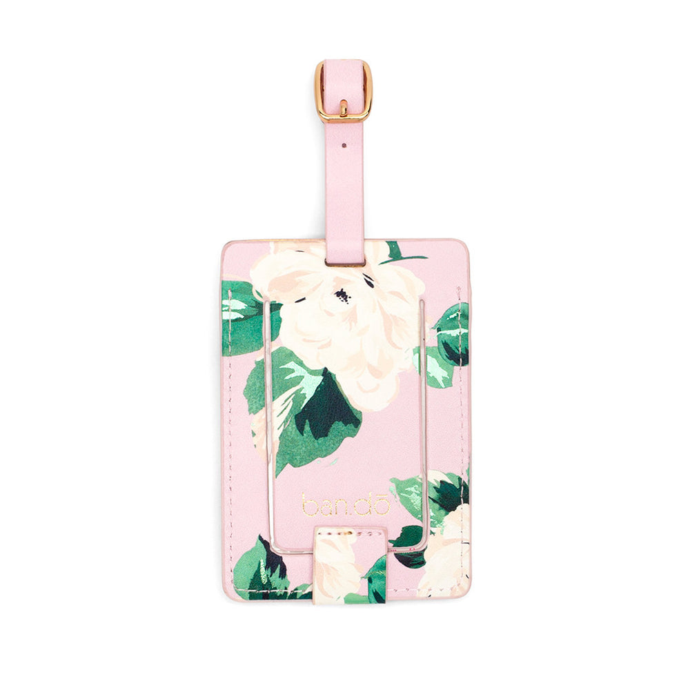 The Getaway Luggage Tag - Lady of Leisure