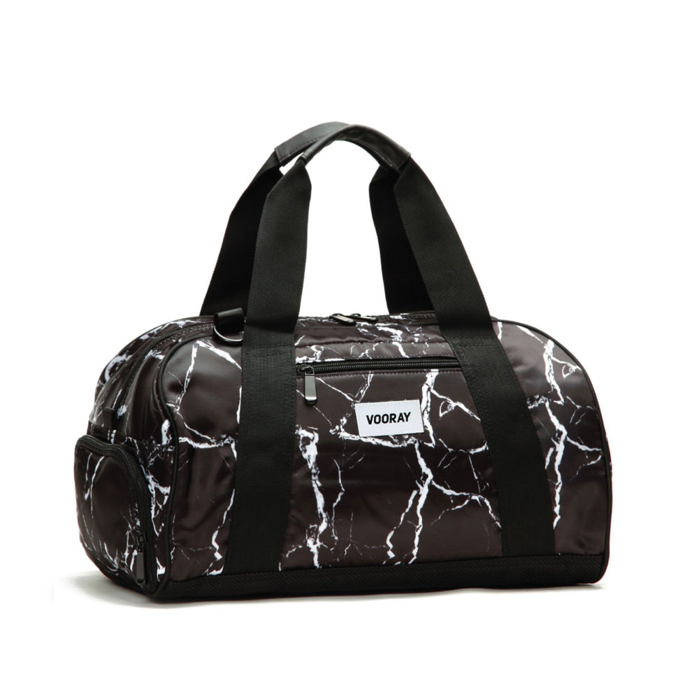 Burner Gym Duffle - Black Marble
