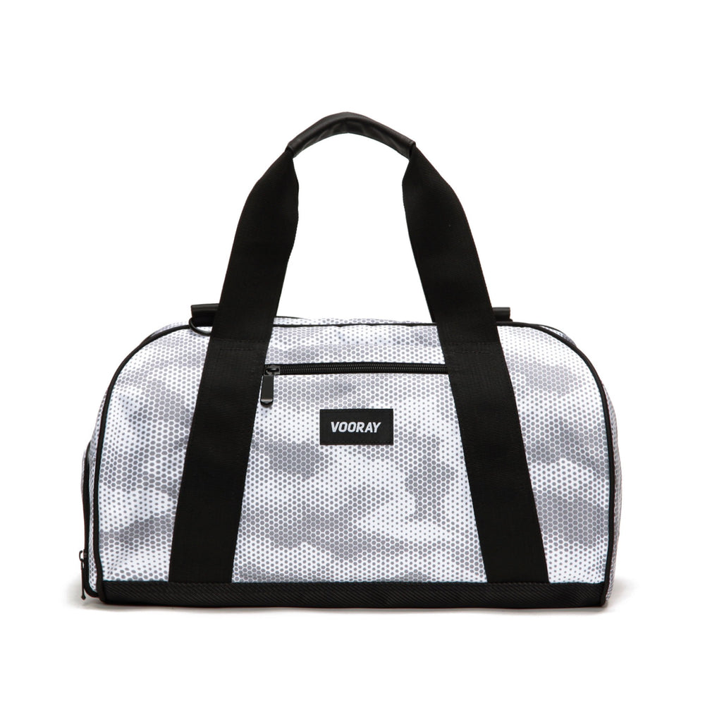 Burner Gym Duffle - Snow Hex Camo