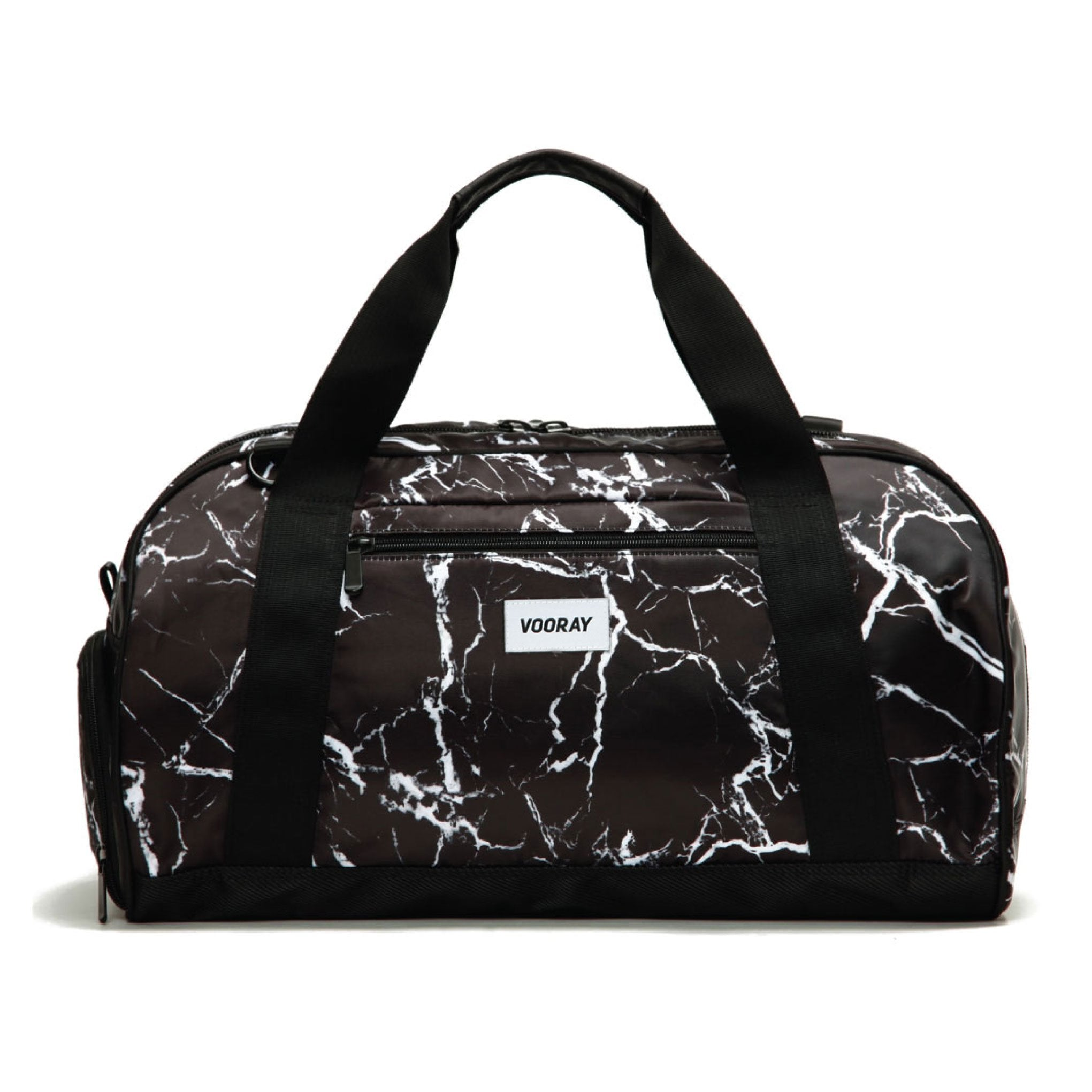 Burner Sport Duffle Large - Black Marble