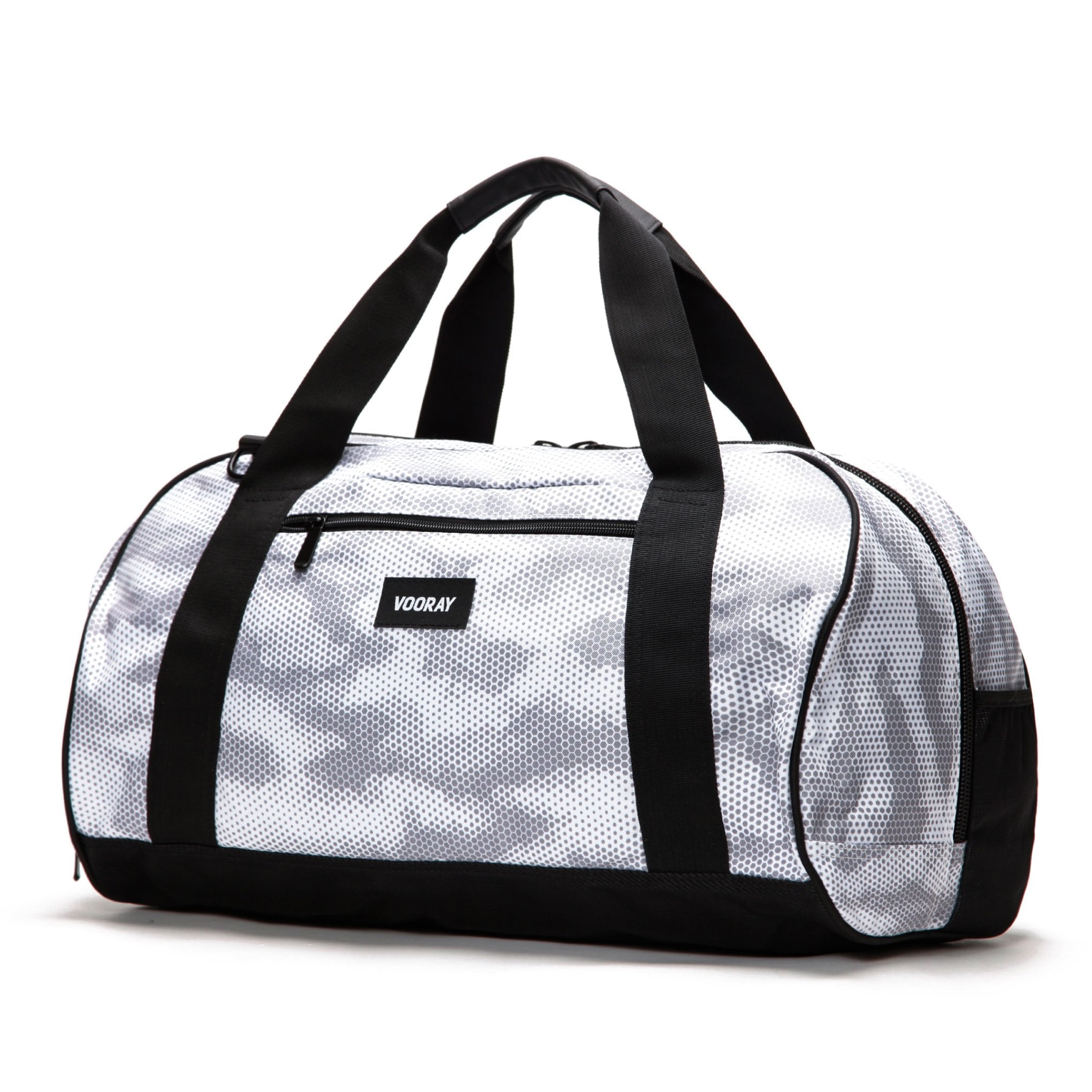 Burner Sport Duffle Large - Snow Hex Camo