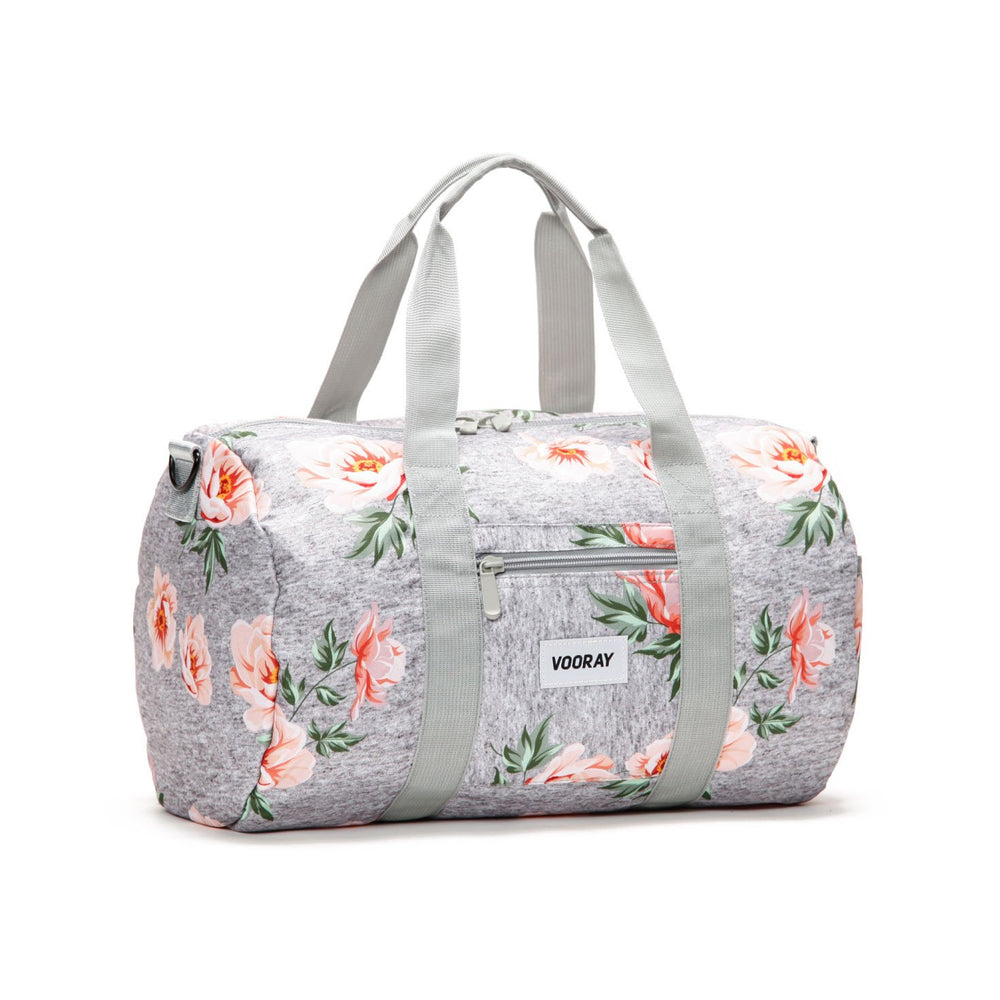 Roadie Duffle - Rose Gray