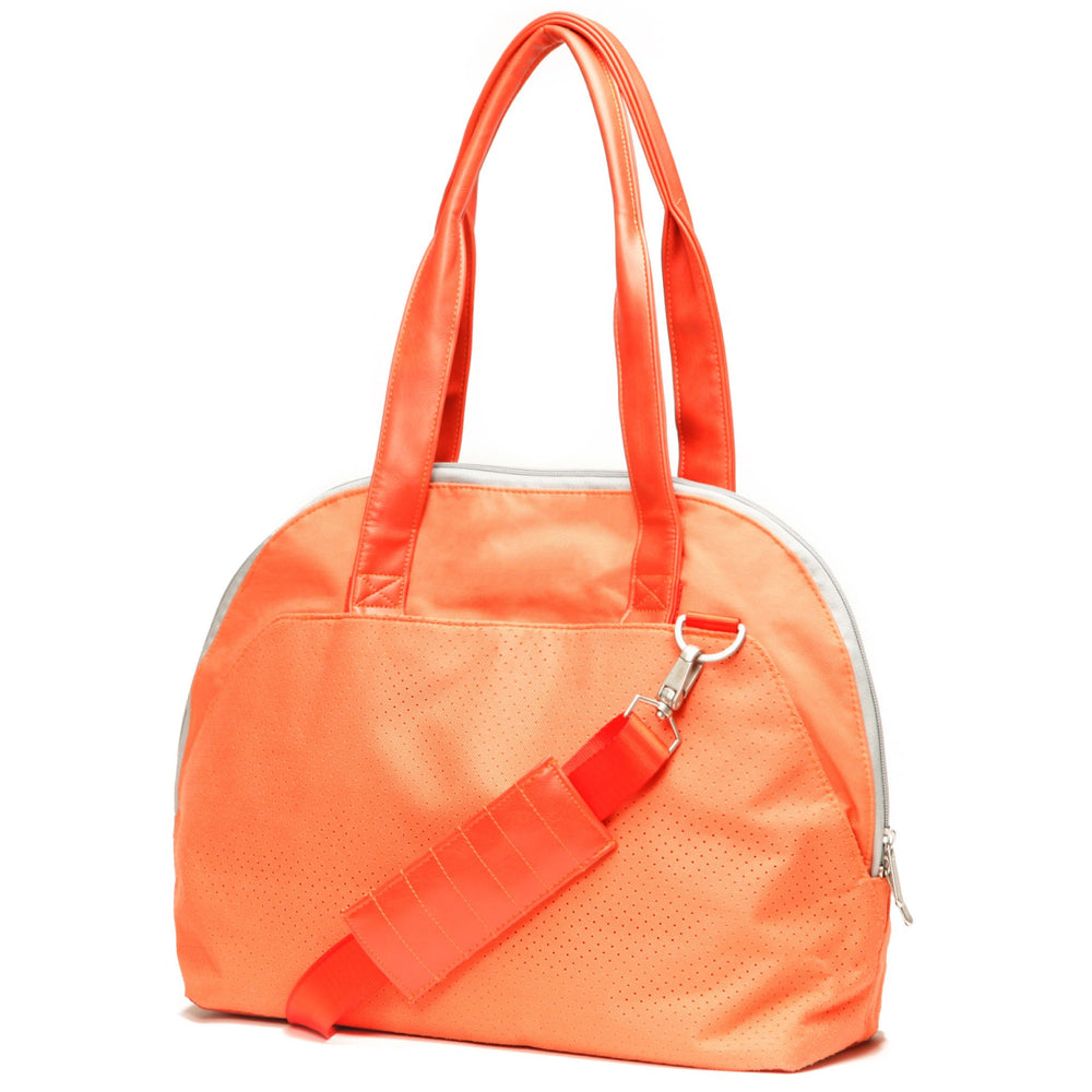Zen Yoga Tote - Blaze Orange