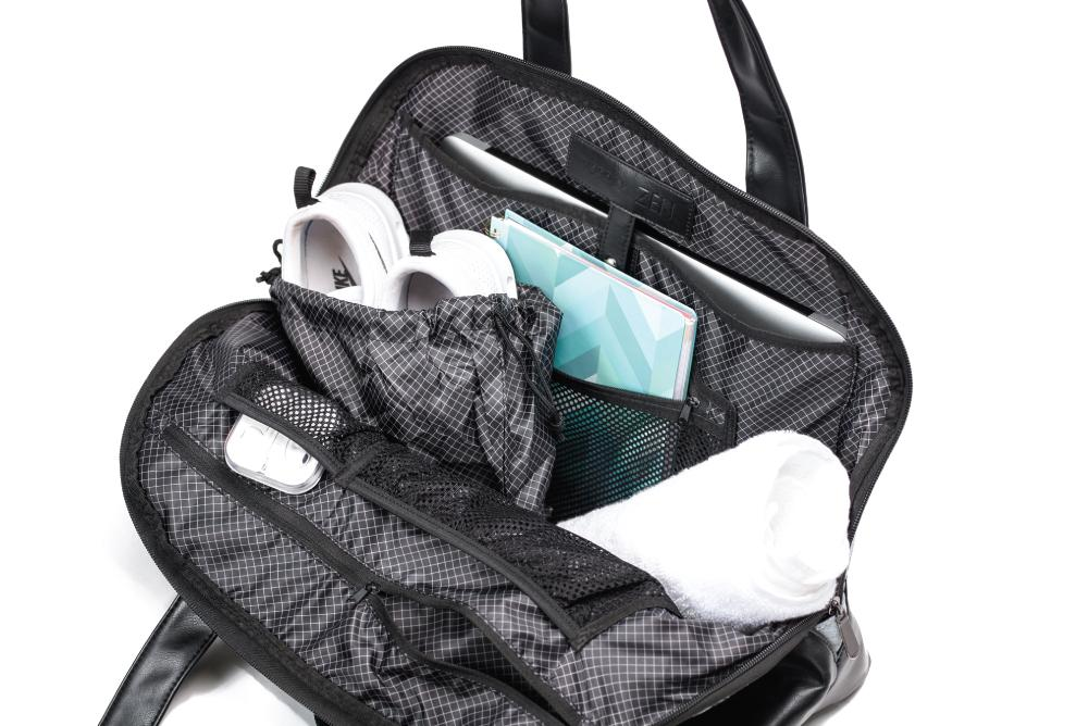 Zen Yoga Tote - Phantom Gray