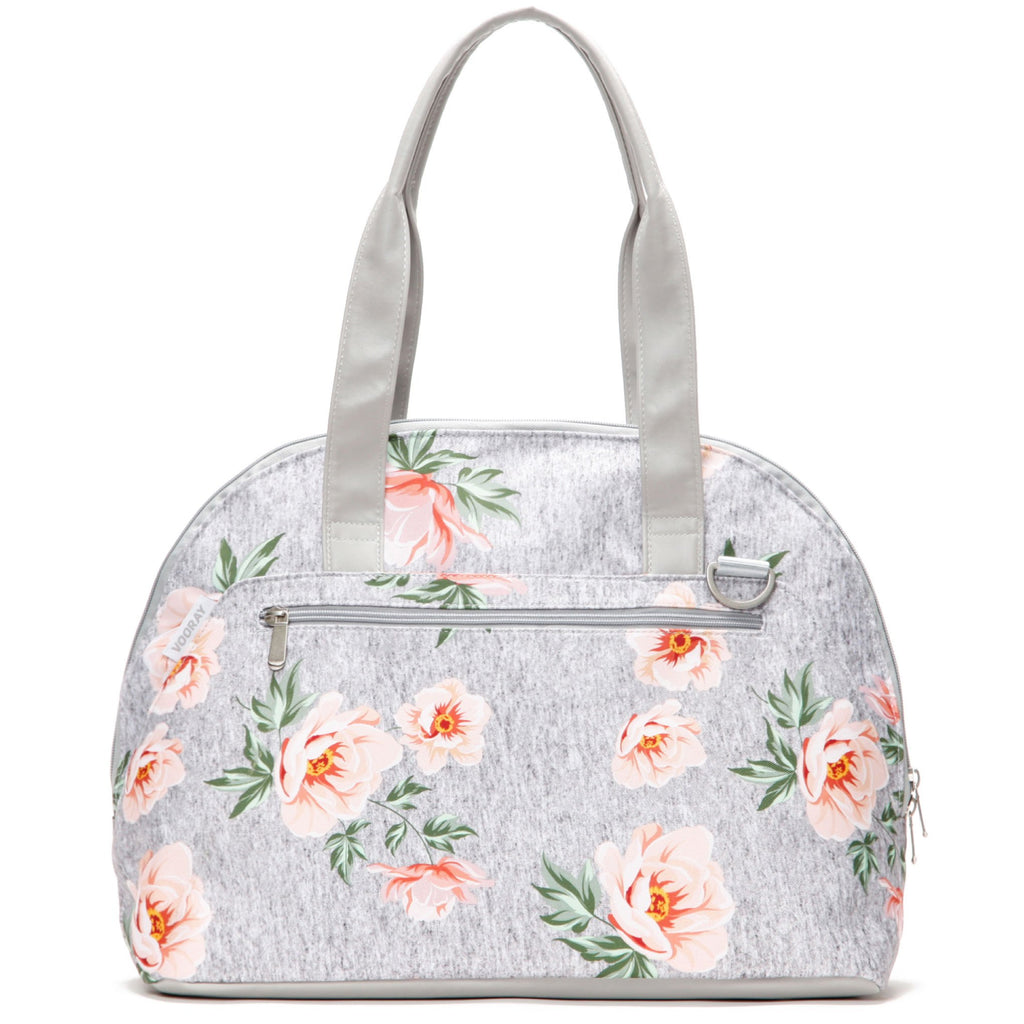 Zen Yoga Tote - Rose Gray