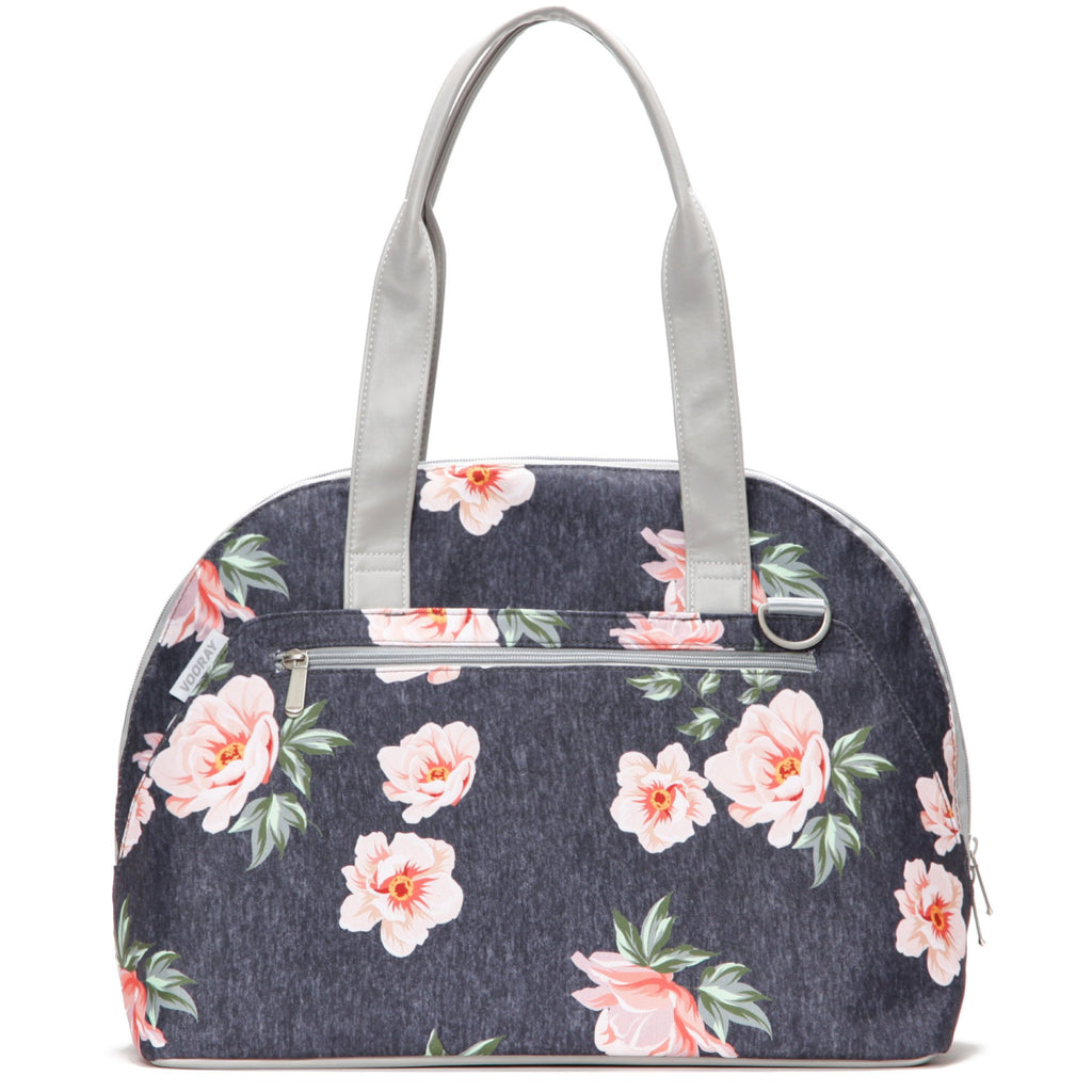 Zen Yoga Tote - Rose Navy