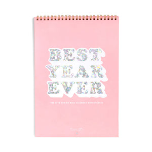 2018 Best Year Ever Wall Calendar