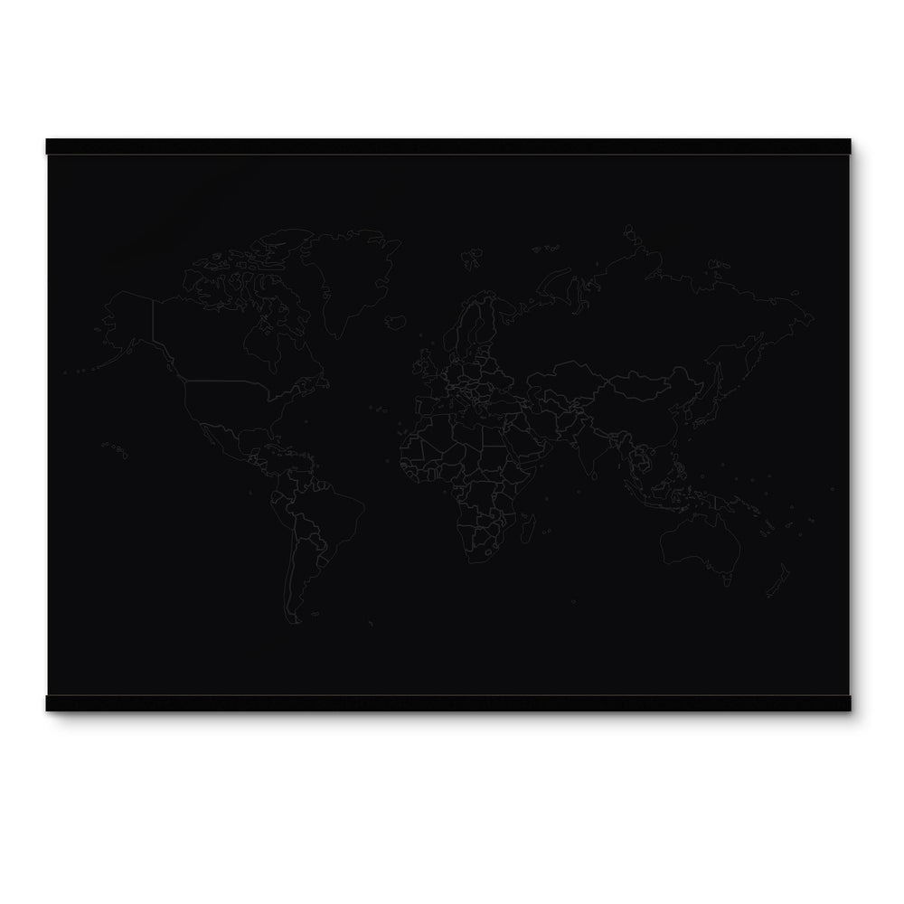 Go World Scratch Map